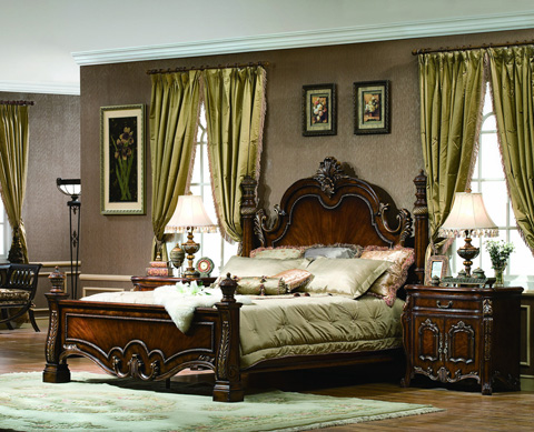 Image of Lladro Queen Bed