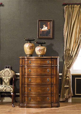 Image of Monaco Five Drawer Chest