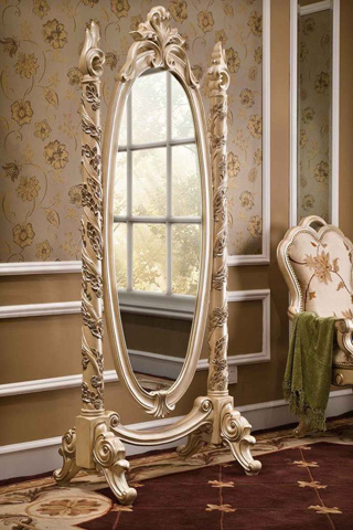 Orleans International - Fairhaven Dressing Mirror - 1149-013