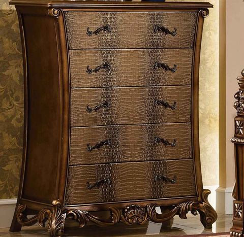 Image of Vienna Five Drawer Chest