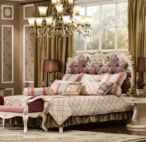 Image of Cleopatra Queen Bed
