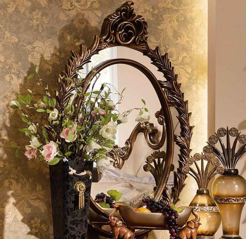 Orleans International - Barivia Mirror - 1189-004N
