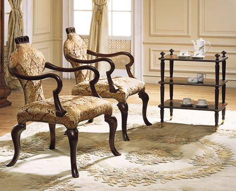 Orleans International - Crown Chair - 4394