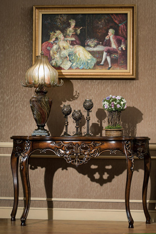 Orleans International - Catalina Console Table - 4904-006