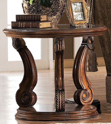 Orleans International - Dijon End Table - 4907-008