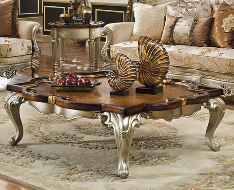 Orleans International - Caesar Coffee Table - 4913-007