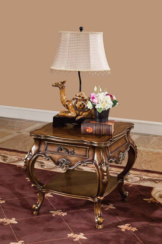 Image of Fairhaven End Table