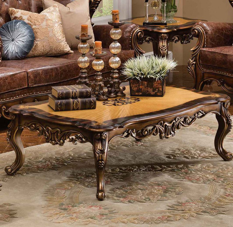 Orleans International - Basillica Coffee Table - 4920-007