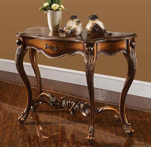 Orleans International - Barivia Console Table - 4923-006