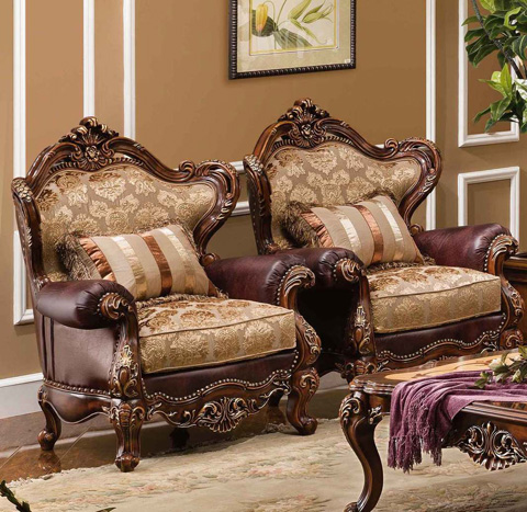 Image of Normandy Accent Chair