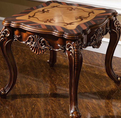 Orleans International - Normandy End Table - 4925-008
