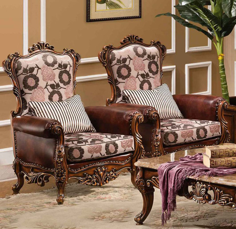 Orleans International - Imperial Accent Chair - 4927-001N