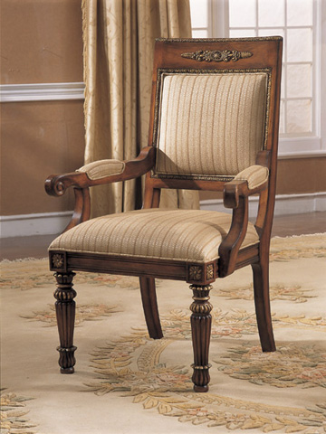 Orleans International - Tuscany Arm Chair - 659-002A