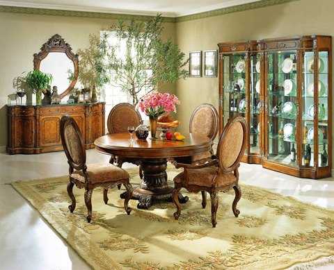 Orleans International - Tapestry Dining Table - 679-001L