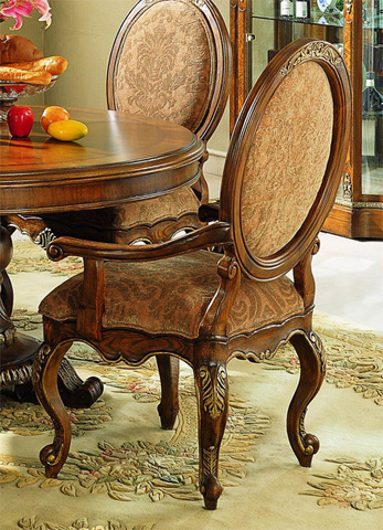Orleans International - Tapestry Arm Chair - 679-002A