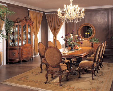 Image of Chardonnay Dining Table