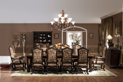 Image of Madrid Dining Table