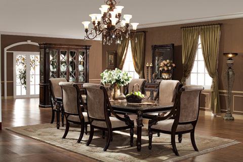 Orleans International - Le Palais Dining Arm Chair - 769-002A