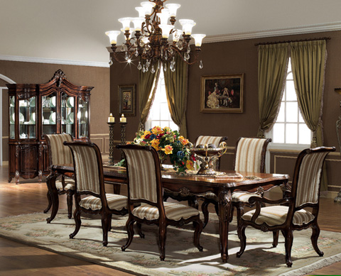 Orleans International - Valencia Dining Table - 779-001L