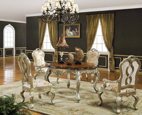 Orleans International - Palazzo Dining Side Chair - 7902-002S