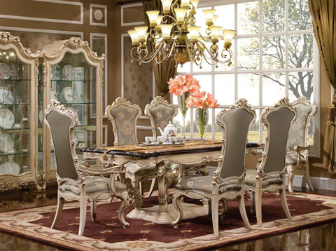 Image of Basillica Dining Table