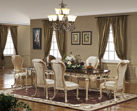 Image of Cleopatra Dining Table
