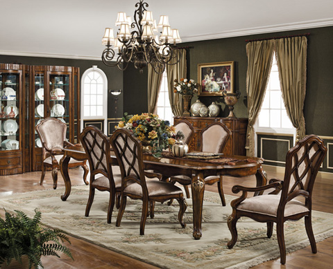 Orleans International - Monaco Dining Arm Chair - 799-002A