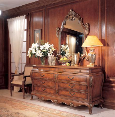 Orleans International - Valois Accent Mirror - 899-004