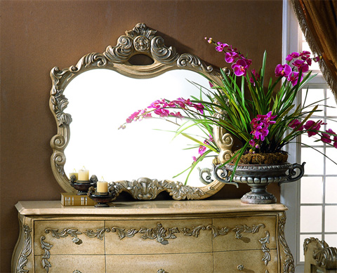 Orleans International - Chateau Accent Mirror - 959-004