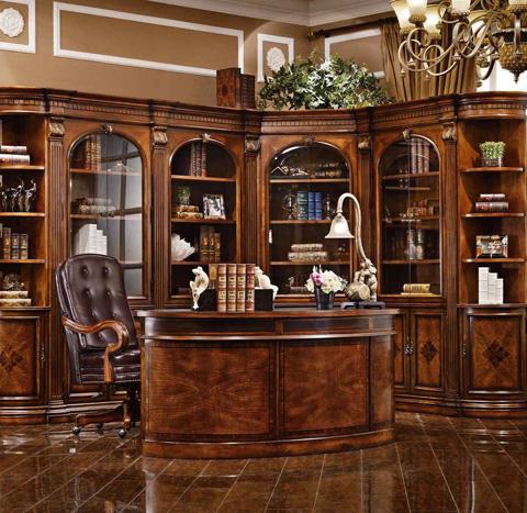 Orleans International - Wall Unit Bookcase - WU-3505L