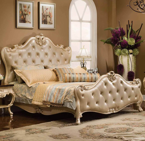 Image of Fairhaven Bed in King