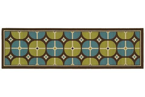 Oriental Weavers - Rug - 1447X RUNNER