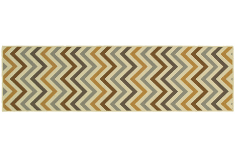 Oriental Weavers - Rug - 4593A RUNNER