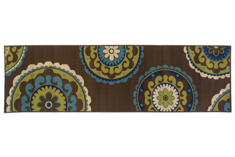 Oriental Weavers - Rug - 859D RUNNER