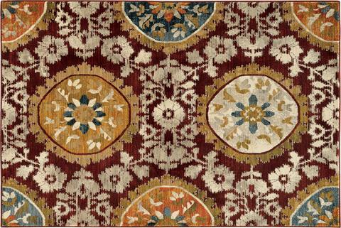 Oriental Weavers - Rug - 6366A
