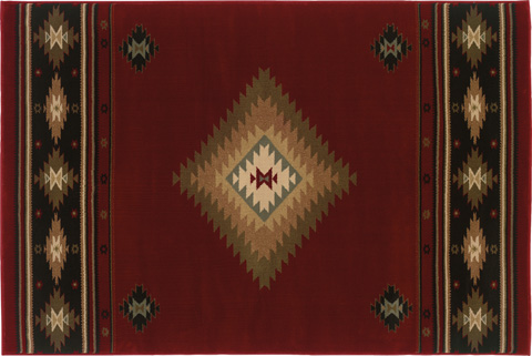 Oriental Weavers - Rug - 87K