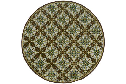 Oriental Weavers - Rug - 1005D ROUND