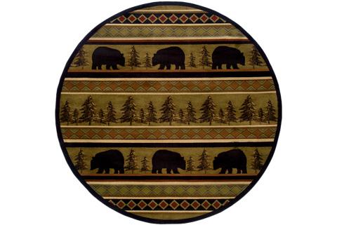 Oriental Weavers - Rug - 1066A ROUND