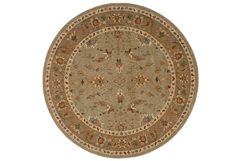 Oriental Weavers - Rug - 1104C ROUND