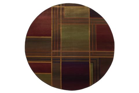 Oriental Weavers - Rug - 1330G ROUND