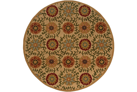 Oriental Weavers - Rug - 2175E ROUND
