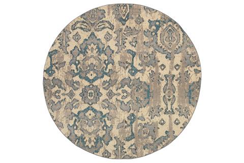 Oriental Weavers - Rug - 8023Y ROUND