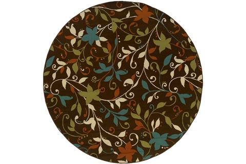 Oriental Weavers - Rug - 967X ROUND