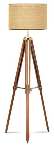 Image of Tripod Floor Lamp