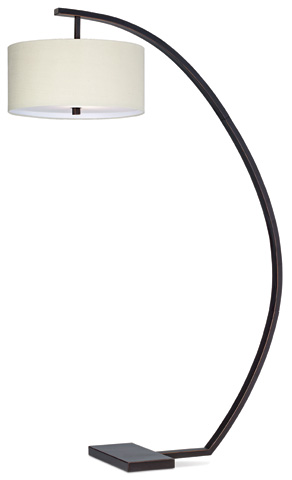 Pacific Coast Lighting - Hanson Arc Floor Lamp - 85-2211-20