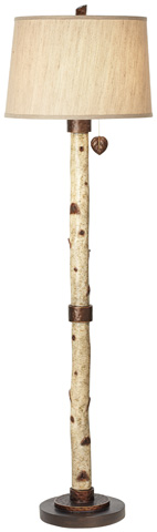 Pacific Coast Lighting - Birch Tree Floor Lamp - 85-2601-48