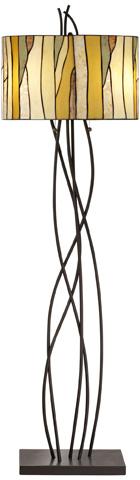 Pacific Coast Lighting - Oak Fine Floor Lamp - 85-2672-20