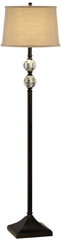 Pacific Coast Lighting - Chess and Checkers Floor Lamp - 85-3087-07