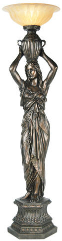 Pacific Coast Lighting - Young Maiden Torchiere - 85-3649-20