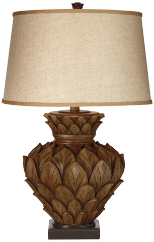 Pacific Coast Lighting - The Artichoke Collection Table Lamp - 87-111-21